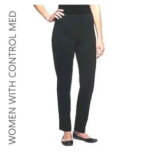 Women with Control Regular Slim Leg Ankle …